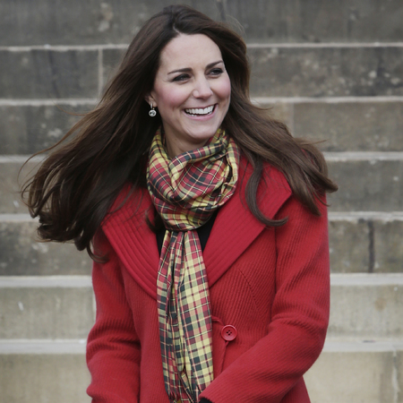 Pregnant Kate Middleton second day of Scotland tour