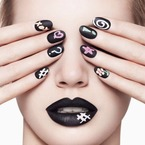 Fancy the Ciaté Chalkboard manicure?