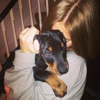 Millie Mackintosh shows off her cute new puppy