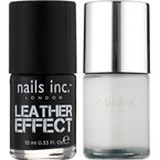 NAIL TREND: FANCY THE NAILS INC LEATHER LOOK?