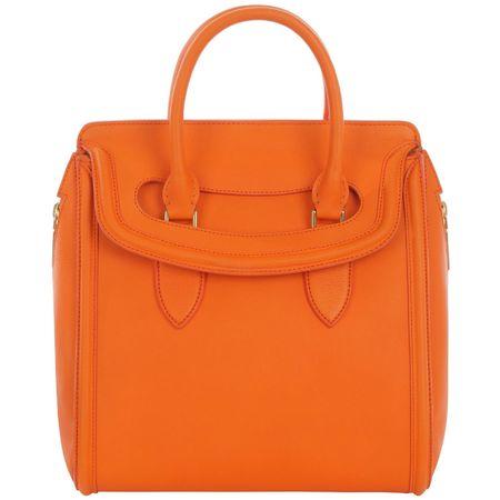 Jil Sander Orange Handbag