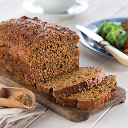 Multiseed bread recipe