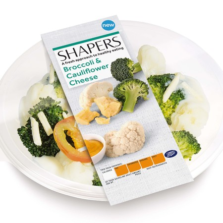 Shapers 500 calories or less meals