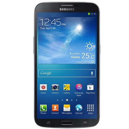 Samsung Mega 6.3 mobile phone