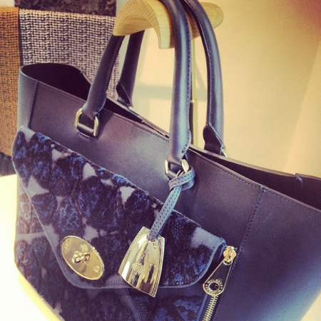 Mulberry Autumn/Winter 2013 handbag preview