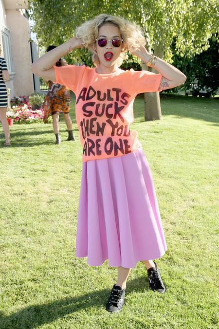 Rita Ora at Coachella 2013