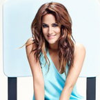 WATCH: Caroline Flack talks SS13 beauty trends
