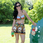 The outdoor workout that makes Katy Perry happy