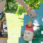 CELEB STYLE: Katy Perry's Lulu Guinness bag