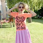 Rita Ora thinks about own fashion line