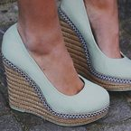 SHOP! Millie Mackintosh's Call It Spring mint wedges