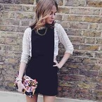 Millie Mackintosh's Accessorize clutch love