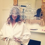 Millie Mackintosh goes wedding dress shopping