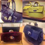 PREVIEW: Mulberry Autumn/Winter 2013 Handbags