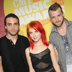 Paramore score number 1 self-titled album