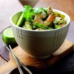 Thai New Year Recipe: Thai Green Prawn Curry