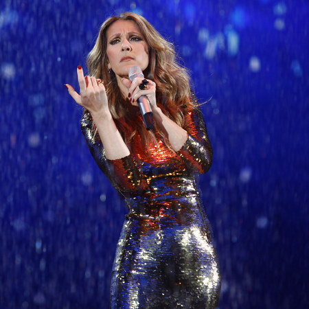Celine Dion performs on stage during the CCTV 2013 Spring Festival Gala