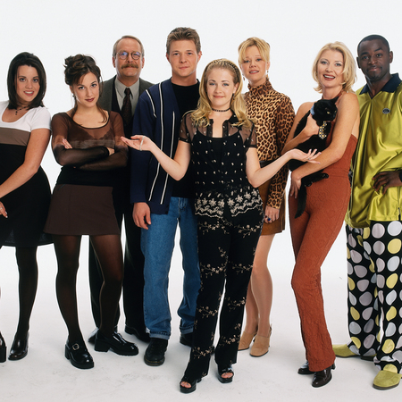 Sabrina, the Teenage Witch cast