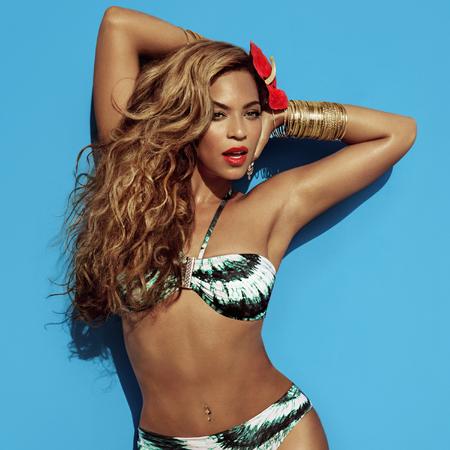 Beyoncé for H&M high summer campaign