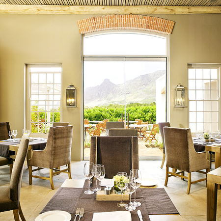 Steenberg estate catharinas restaurant