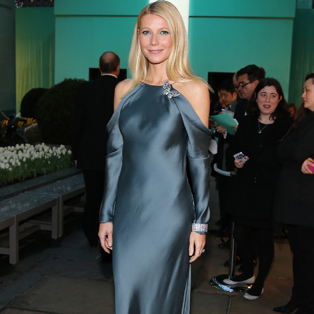 Gwyneth Paltrow at Tiffany Bue Book Ball