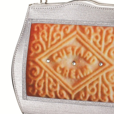 Helen Rochfort scented handbag custard cream