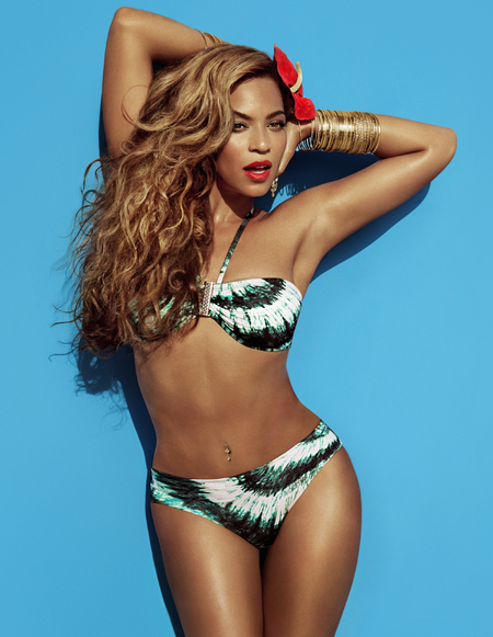 Beyoncé for H&M - full campaign