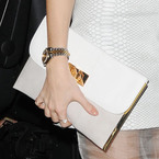 CELEBRITY STYLE: Millie Mackintosh's Lamb clutch