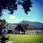 Hotel review: Wine tasting at Steenberg, South Africa