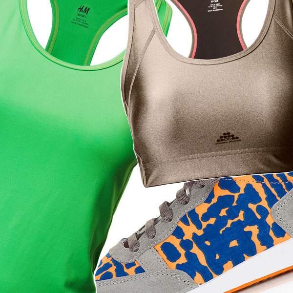 Get in the London Marathon mood with our top 10 sportswear separates…