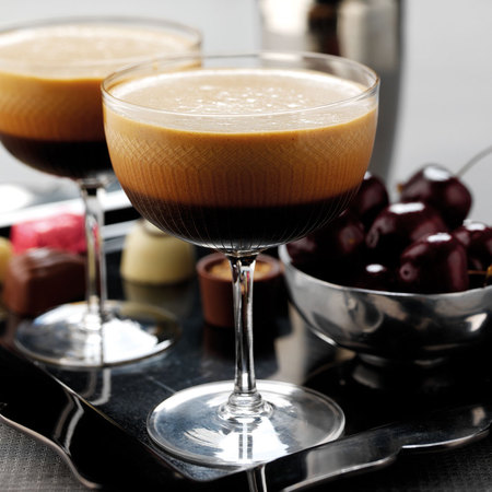 National Coffee Week Recipe: Cherry Espresso Martini