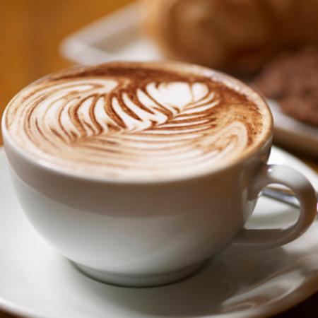 Watch the caffeine