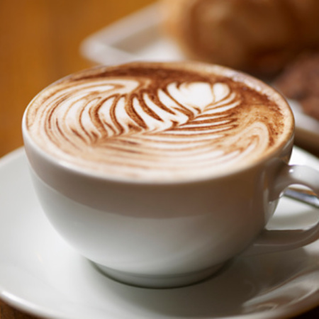 Flat white coffee cup - food and drink news - handbag.com