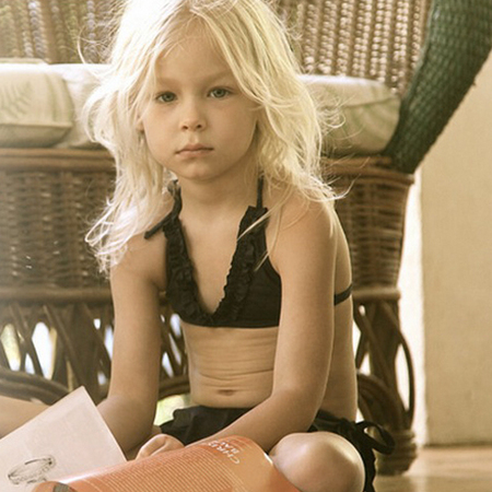 Melissa Odabash children's bikini for Gloop
