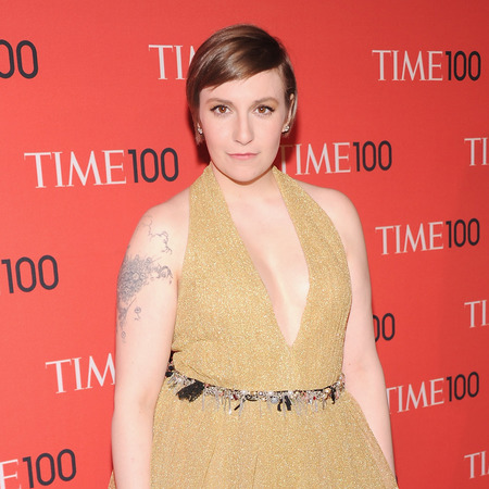 Lena Dunham says there are no rules when it comes to attraction