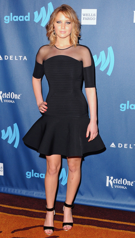 GLAAD Media Awards - red carpet