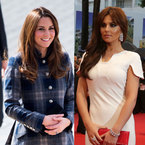 Cheryl Cole's look voted more desirable than Kate Middleton
