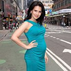 Hilaria Baldwin voted one of the best dressed pregnant celebrities
