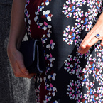 CELEB BAGS: Kate Middleton's R&B Muse clutch