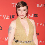 Lena Dunham, why are you always naked?