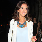 Lucy Mecklenburgh and Max George dating?