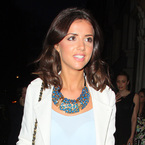 Lucy Mecklenburgh has a sex tape?