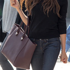 CELEBRITY BAGS: Victoria Beckham's Liberty Bag
