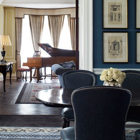 Claridge's Hotel Suite