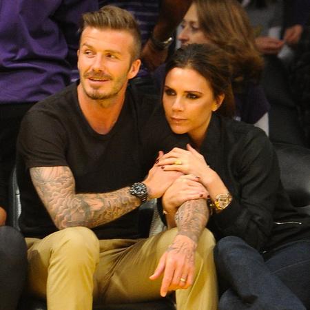 David Beckham style gallery