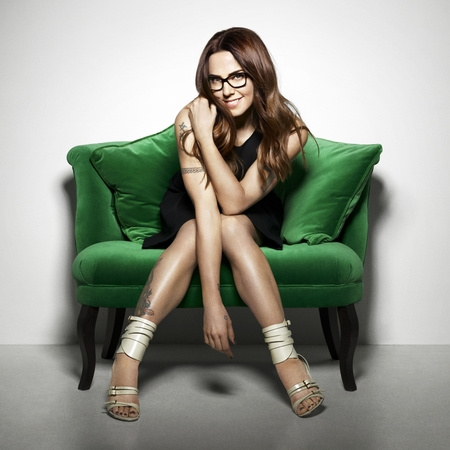 Mel C fronts Specsavers Spectacle Wearer of the Year 2013