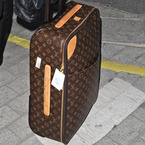 CELEB BAGS: Abbey Clancy's Louis Vuitton case