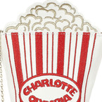 Charlotte Olympia's popcorn bag. Would you?