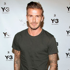 Happy 38th birthday David Beckham!