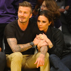 Victoria Beckham 'gives David burlesque dance'